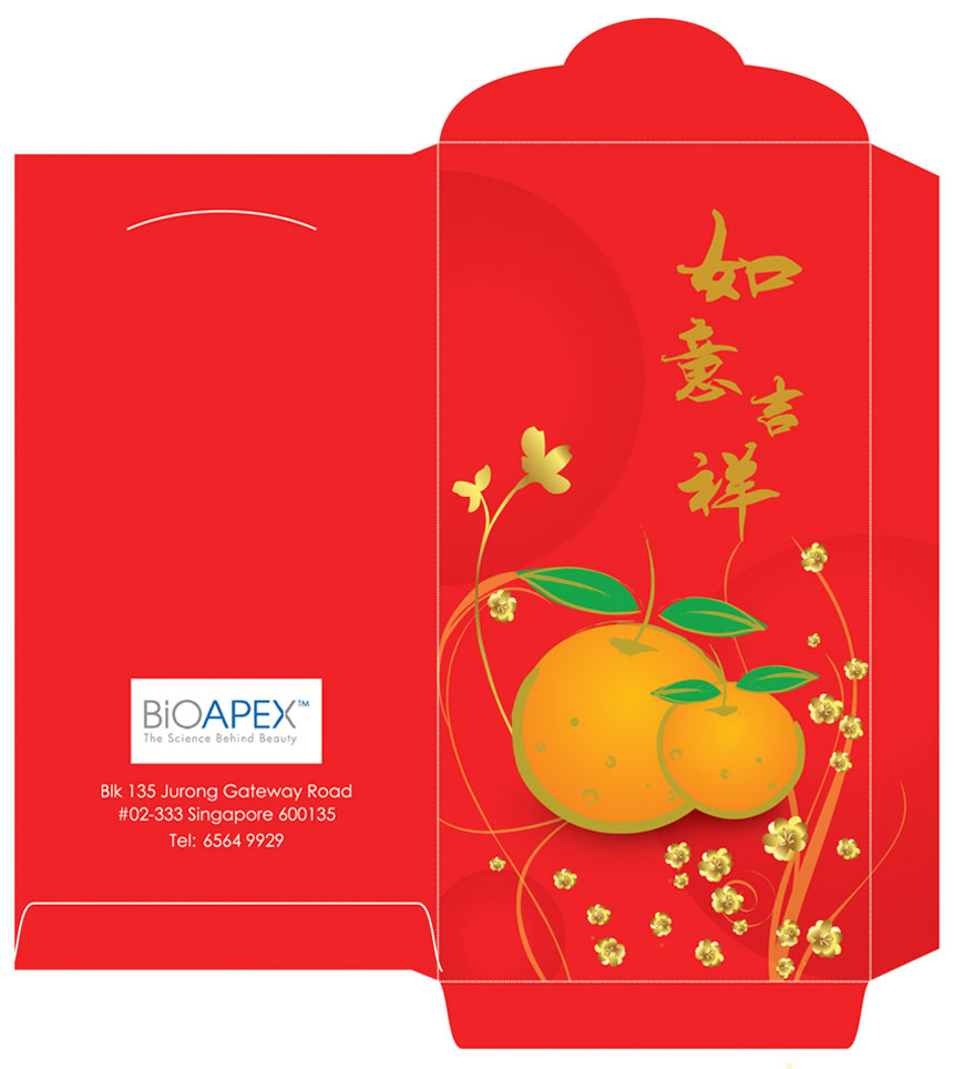 Red Packet Sample 2