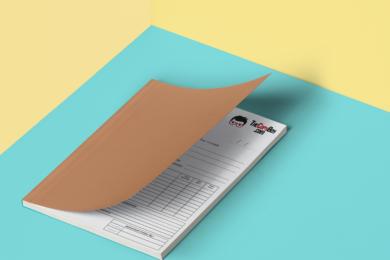NCR Invoice Bill Book