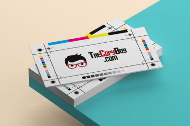 The copy boy quality and affordable printing services business card printing reheart Choice Image