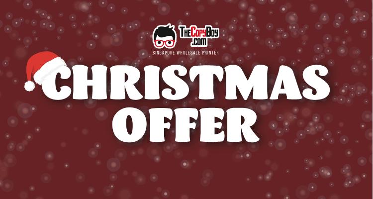 Christmas Offer!