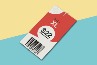 Clothes / Product Tag