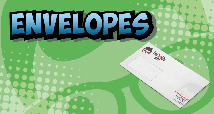 Product Breakdown: Envelopes